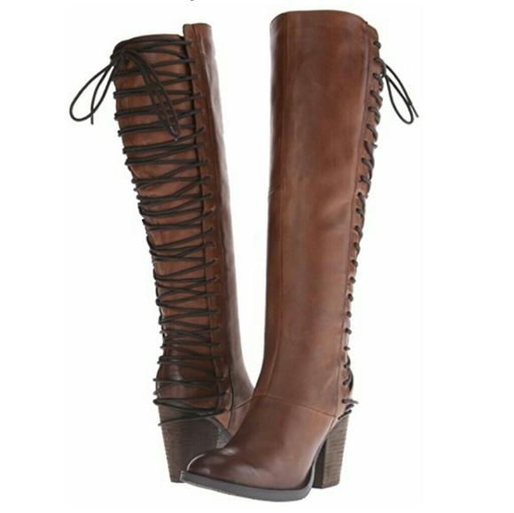 7e4ab6a0d5c NWOT Steve Madden Rikter Boots. M 5a80f87b1dffdad4210e11ea